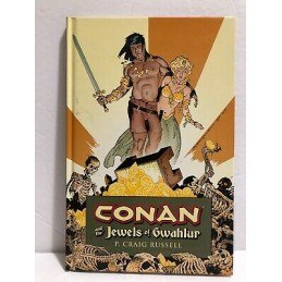 Conan: The Jewels Of...