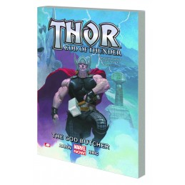 Thor: God of Thunder Vol 01...