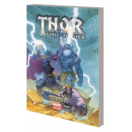 Thor: God of Thunder Vol 02...