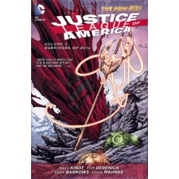 Justice League of America...