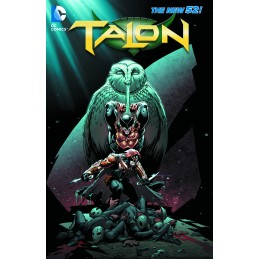 Talon: Fall of the Owls Vol 02
