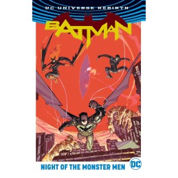 Batman Night of the Monster...