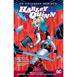Harley Quinn: Red Meat vol 03