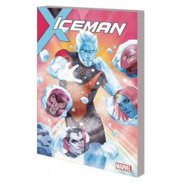 Iceman Vol 01 Thawing Out