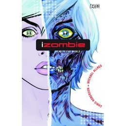 IZombie TP Vol 01 Dead to...