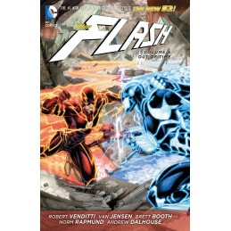 FLASH HC Vol 05 Out of time