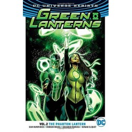 Green Lanterns Vol 02 The...