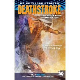 Deathstroke Vol 03 Twilight