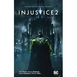 Injustice 2 Vol 01 HC