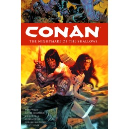 Conan TP Vol 15 Nightmare...