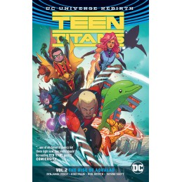 Teen Titans Vol 02 The Rise...