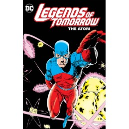Legends of Tomorrow The Atom