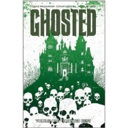 Ghosted Vol 01 Haunted Heist