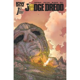 Judge Dredd Ongoing 1