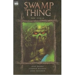 SWAMP THING VOL 3 THE CURSE