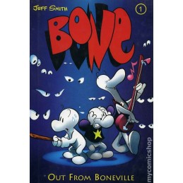 Bone Volume 1: Out From...
