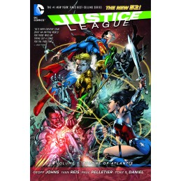 Justice League Vol. 3...