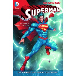 Superman Vol. 02: Secrets &...