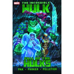 Incredible Hulk Vol.2: Fall...