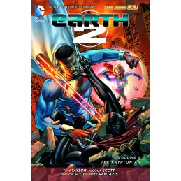 Earth 2 Vol 5: The...