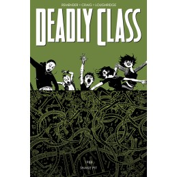 Deadly Class Vol 3: The...
