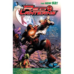 Red Lanterns Vol 2: The...