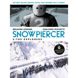 Snowpiercer 2: The Explorers
