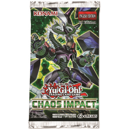 YGO Chaos Impact Booster