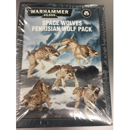 Space Wolves: Fenrisian...