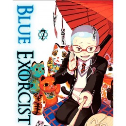 Blue Exorcist 07 PT