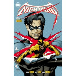 Nightwing Vol 07 Shrike