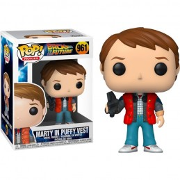Funko POP! BTTF - Marty in...