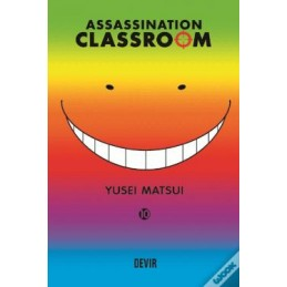 Assassination Classroom 10 PT