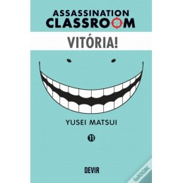 Assassination Classroom 11 PT