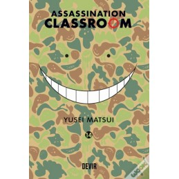 Assassination Classroom 14 PT