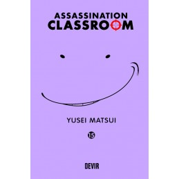 Assassination Classroom 15 PT