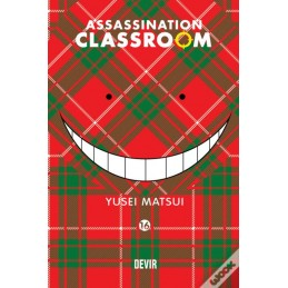 Assassination Classroom 16 PT