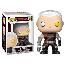 Funko POP! Marvel: Cable
