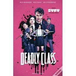 Deadly Class - Regan Youth...