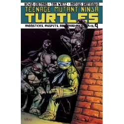 TMNT Ongoing TP vol 09...