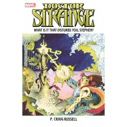 Doctor Strange TP What is...