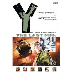 Y The Last Man TP Book 02