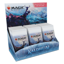 Magic Kaldheim Set Booster...