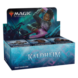 Magic Kaldheim Draft...