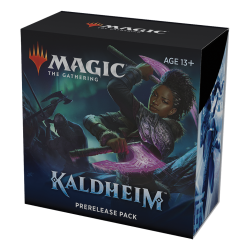 Magic Kaldheim Pre-Release...