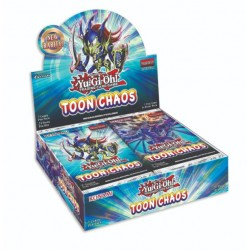 YGO Toon Chaos Booster Box...