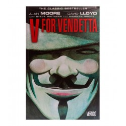 V for Vendetta, New Edition