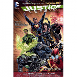 Justice League Vol. 5...