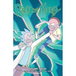 Rick and Morty Volume 12