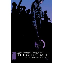 The Old Guard Book One:...